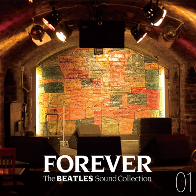 「FOREVER The BEATLES」ジャケット